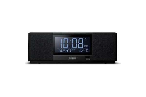 目覚まし時計おすすめ18選 セイコー 「マルチサウンドクロック」 SS501
