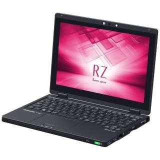 CF-RZ6BFMQR ノートパソコン Let's note(レッツノート)RZシリーズ ブラック [10.1型 /intel Core i5 /SSD:256GB /メモリ:8GB /2017年6月モデル]