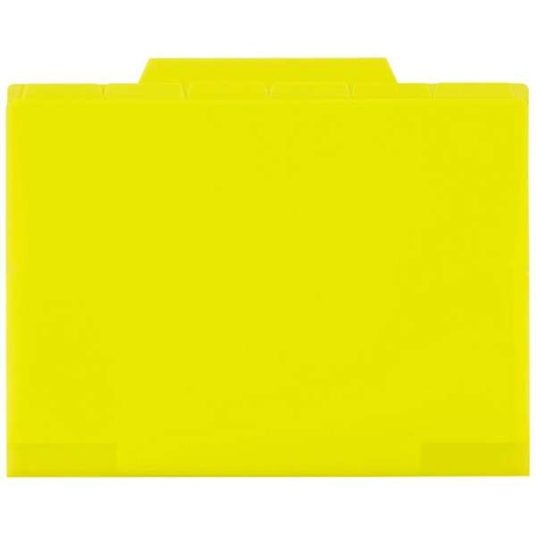 6インデックス A4 ライトグリーン ACT-906-33