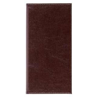 ベルポスト 伝票サイズ クリップファイル ブラウン BP-5721-40
