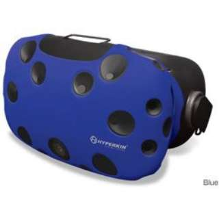Hyperkin シリコン保護ケース Gelshell Head Mounted Display Silicone Skin for HTC VIVE (blue) M07200-BU