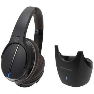 デジタルワイヤレスヘッドホン ATH-DWL770 [リモコン対応 /ワイヤレス /ハイレゾ対応]
