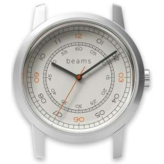 ハイブリッドスマートウォッチ wena wrist Three Hands beams Head WN-WT02S-H beamsモデル