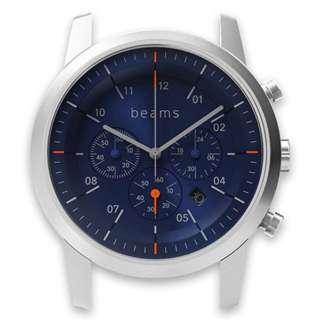 ハイブリッドスマートウォッチ wena wrist Chronograph beams Head WN-WC02S-H beamsモデル