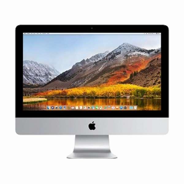 iMac 21.5インチモデル[2017年/HDD 1TB/メモリ 8GB/2.3GHz2コア Core i5]MMQA2J/A
