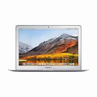MacBook Air 13インチモデル [2017年 /SSD 128GB/ メモリ 8GB/ 1.8GHzデュアルコア Core i5] MQD32J/A