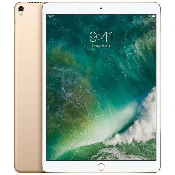 iPad Pro 10.5インチ Retinaディスプレイ Wi-Fiモデル MQDX2J/A (64GB・ゴールド)