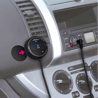 Bluetooth+AUXレシーバーSR Ver.4.1 BT590