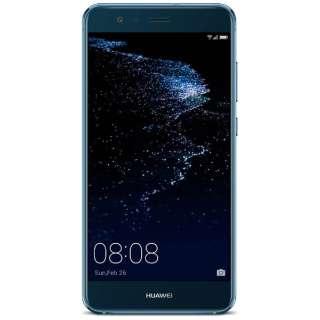 HUAWEI P10 lite「P10 lite/WAS-LX2J/Sapphire Blue」 5.2型・メモリ/ストレージ:3GB/32GB・nanoSIM×2・ドコモ/au/Ymobile SIM対応 SIMフリースマートフォン