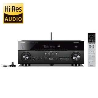 RX-A770B AVアンプ ブラック [ハイレゾ対応 /Bluetooth対応 /Wi-Fi対応 /ワイドFM対応 /5.1.2ch /DolbyAtmos対応]