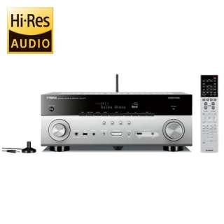 RX-A770H AVアンプ チタン [ハイレゾ対応 /Bluetooth対応 /Wi-Fi対応 /ワイドFM対応 /5.1.2ch /DolbyAtmos対応]