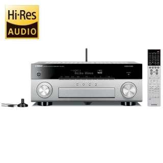 RX-A870H AVアンプ チタン [ハイレゾ対応 /Bluetooth対応 /Wi-Fi対応 /ワイドFM対応 /5.1.2ch /DolbyAtmos対応]
