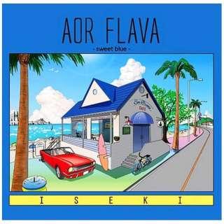 ISEKI/AOR FLAVA -sweet blue- 【CD】