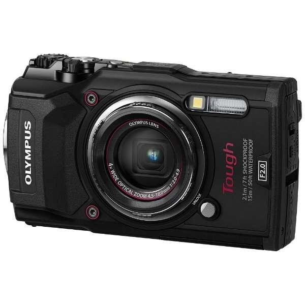 TG-5 コンパクトデジタルカメラ Tough(タフ) ブラック [防水+防塵+耐衝撃]
