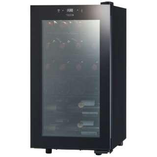 《基本設置料金セット》 SB22 ワインセラー ZERO CLASS Smart ブラック [22本 /右開き]