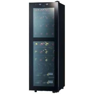 《基本設置料金セット》 SB38 ワインセラー ZERO CLASS Smart ブラック [38本 /右開き]