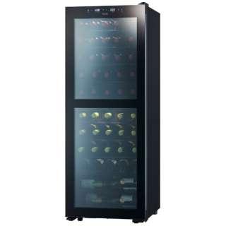 SB51 ワインセラー ZERO CLASS Smart ブラック [51本 /右開き] 《基本設置料金セット》