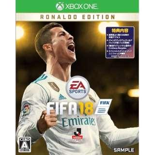 FIFA 18 RONALDO EDITION【Xbox Oneゲームソフト】