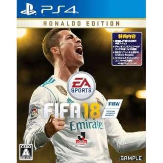 FIFA 18 RONALDO EDITION【PS4ゲームソフト】