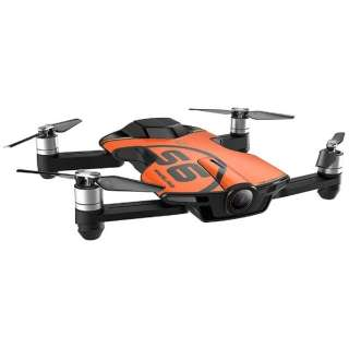 [drone] LS303000182 with two S6 flash orange battery (flash orange)