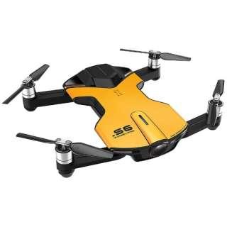 [drone] LS303000188 with two S6 lemon yellow battery (lemon yellow)