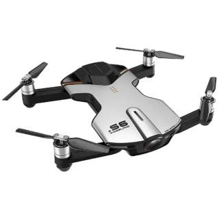 [drone] LS303000186 with two S6 metallic silver battery (metallic silver)