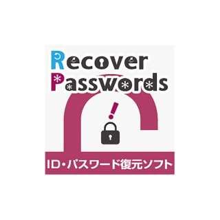 Recover Passwords【ダウンロード版】