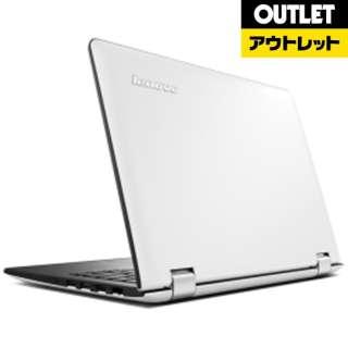 【アウトレット品】 11.6型ノートPC[Win10 Home・Celeron・eMMC 32GB・メモリ 2GB・Office Home & Business] Ideapad (アイデアパッド )300S 80KU00C1JP 【生産完了品】