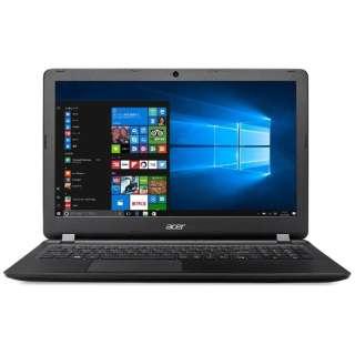ES1-533-N14D/K ノートパソコン Aspire ES 15 ミッドナイトブラック [15.6型 /intel Celeron /HDD:500GB /メモリ:4GB /2017年6月モデル]