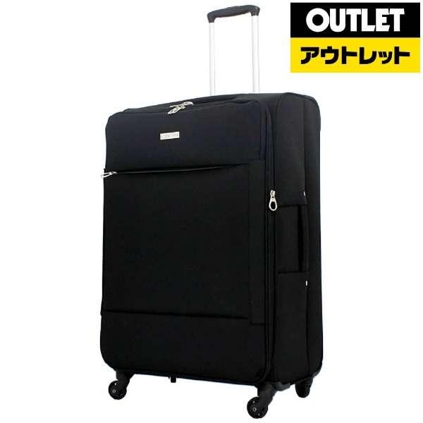 【アウトレット品】 ソフトキャリー ESC3013-69 BK(ブラック) 98-108L 【外装不良品】