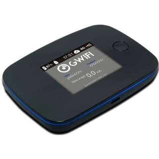 【国内海外対応】G WiFiルーター [G3000] LTE/Wi-Fi[無線b/g/n(2.4GHz)]  要契約 SIMフリーモバイルルーター