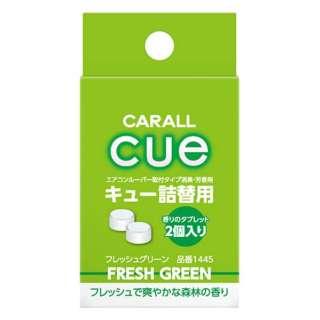 CARALL 芳香消臭剤 キュー詰替 フレッシュグリーン 1445