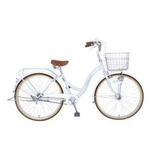 26型 自転車 マハロ26HD(ブルー/シングルシフト) 【組立商品につき返品不可】