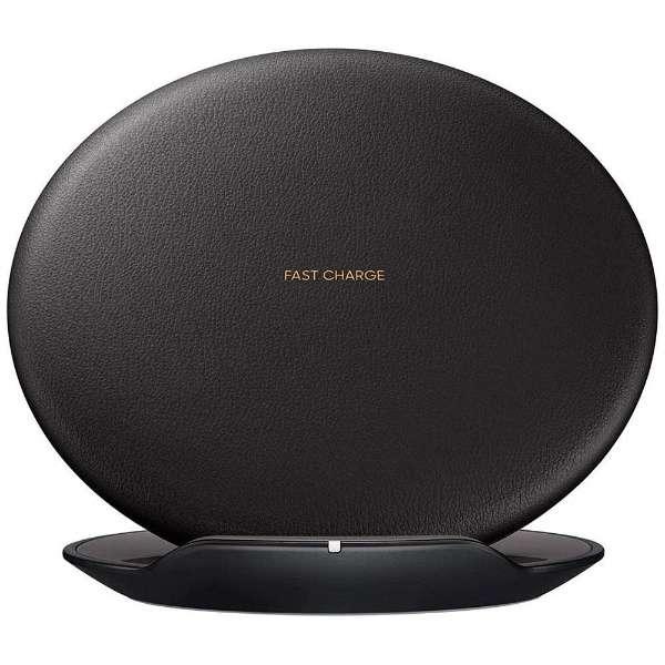 【純正】ワイヤレス充電器[Qi対応] Galaxy用 EP-PG950TBJGJP ブラック [ワイヤレスのみ]
