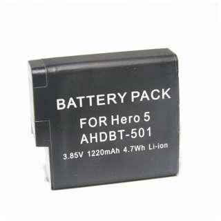 住本製作所製 GoPro Hero5用 バッテリー GLD8248 MJ06