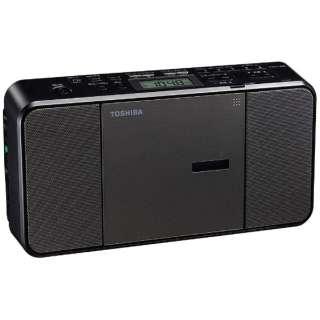 TY-C300BK CDラジオ [ワイドFM対応]