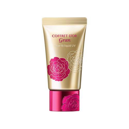 カネボウ化粧品 COFFRET DOR gran コフレドール グラン カバーフィット リクイドUV II SOC 30g SPF22 PA++ Kanebo カネボウ [2711]