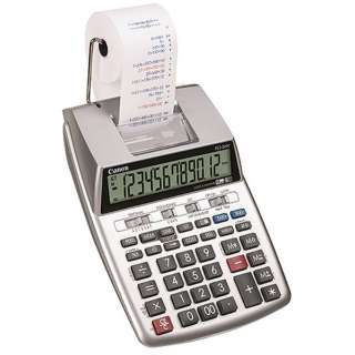 加算式プリンター電卓 P23-DHV-3