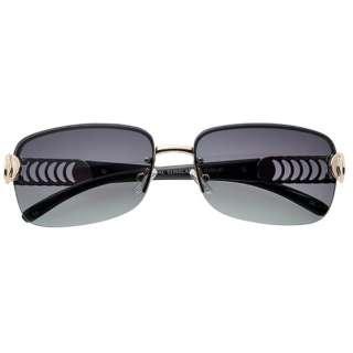 ファッションサングラス 6361-01(ゴールド/スモークハーフ)