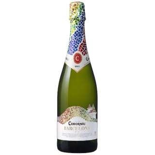 コドーニュ バルセロナ 1872 750ml【スパークリングワイン】