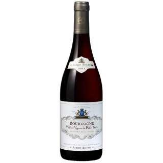 アルベール・ビショー ブルゴーニュ ピノ・ノワール ヴィエイユ・ヴィーニュ 750ml【赤ワイン】