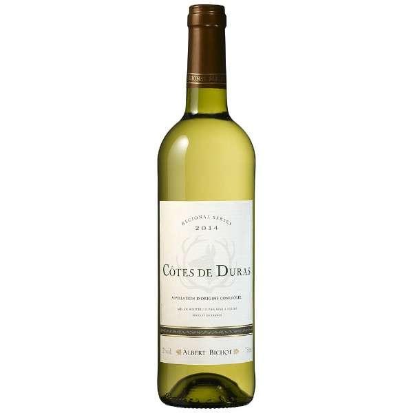 アルベール・ビショー コート・ド・デュラス ブラン 750ml【白ワイン】