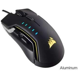 CH-9302111-AP ゲーミングマウス GLAIVE RGB ALU Mouse アルミニウム [光学式 /6ボタン /USB /有線]