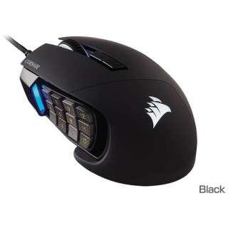 CH-9304111-AP ゲーミングマウス SCIMITAR PRO RGB ブラック [光学式 /17ボタン /USB /有線]