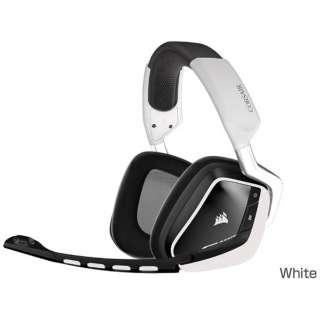 CA-9011145-NA ゲーミングヘッドセット VOID Wireless ホワイト [USB /両耳 /ヘッドバンドタイプ]