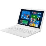 X541UA-W256G ノートパソコン VivoBook ホワイト [15.6型 /intel Core i3 /SSD:256GB /メモリ:4GB /2017年6月モデル]