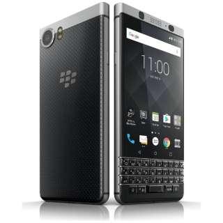 KEYoneブラック/シルバー「BBB100-6」 Snapdragon 625 4.5型・メモリ/ストレージ:3GB/32GB nanoSIMx1 ドコモ/ソフトバンクSIM対応 SIMフリースマートフォン