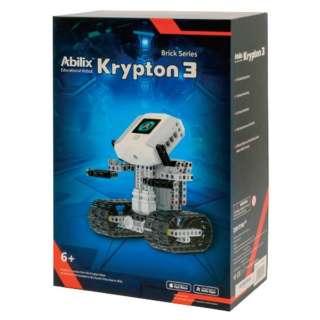 Krypton 3 [ABK3]〔ロボットキット プログラミング〕【STEM教育】
