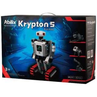 Krypton 5 [ABK5]〔ロボットキット プログラミング〕【STEM教育】