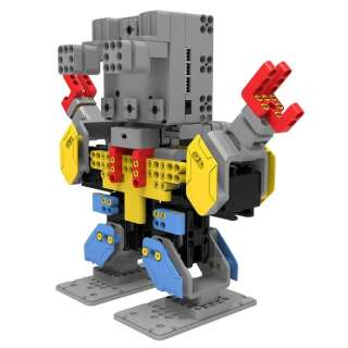 Jimu robot Explorer Kit〔ロボットキット プログラミング学習: iOS/Android対応〕【STEM教育】